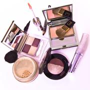 makeup collection - stock photo