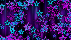 StarFall 04 Stock Footage