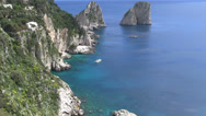 Stock Video Footage of Italy - Campania - Capri Island