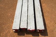 Precast concrete Stock Photos