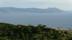 Italy - Campania -  Sorrentine Peninsula Stock Footage