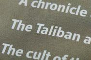 Stock Photo of Word taliban