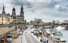 Dresden HDR Stock Photos