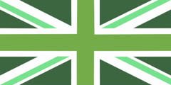 Union Jack Warholised - stock after effects