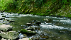 Mountain River 43 Stock Footage