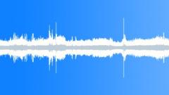 Intensive roadworks ambience loop Sound Effect