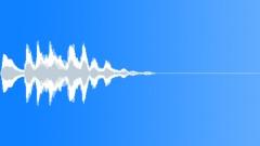 Pleasant Echo Alert Notify 20 (Electronic, Bright, Shiny) - sound effect