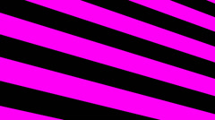 Stripes in a Cube Stock Footage