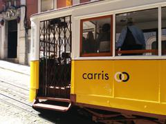 Lisbon - stock photo