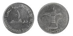 Stock Photo of United Arab Emirates money.