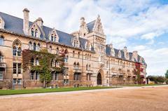Christ Church Oxford University, Meadow Building Kuvituskuvat