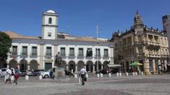 1403009 - Tomé de Souza Square, Salvador Stock Footage
