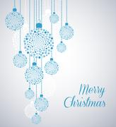 Stock Illustration of christmas decoration