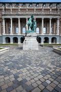 Magyar nemzeti, budapest, hungary Stock Photos