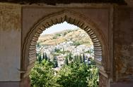 Stock Photo of alhambra in granada, andalucia, spain