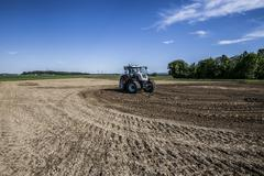 Agricultural machinery Stock Photos