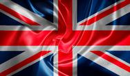 Stock Photo of flag of united kingdom