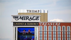 Las Vegas Casinos 04 HD Stock Footage