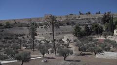 Jerusalem's Wall Stock Footage