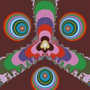 Psychedelic Eyes Kuvituskuvat