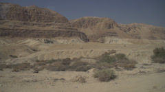 Massada Israel Stock Footage
