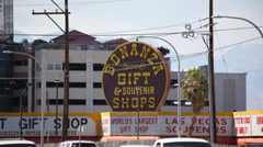 Old Vegas Gift Shop 01 HD Stock Footage