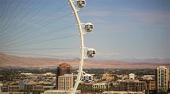 Vegas High Roller 17 HD Stock Footage