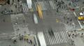 New York City Madison Square Traffic Timelapse 3 Footage