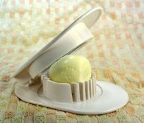 Hardboiled egg Stock Photos