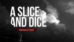 Cutting Edge Titles Stock After Effects