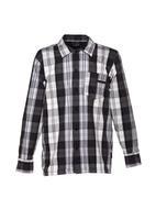 Checkered shirt for men Stock Photos