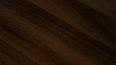 Decoration wood - stock footage
