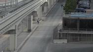 ZB '14 HX9V - LV City Scene 3 Stock Footage