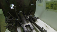 Stock Video Footage of Military artillery gun