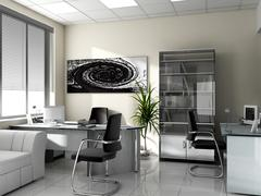 Stock Illustration of workplace