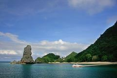 ang thong national marine park, thailand - stock photo