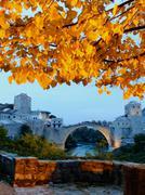 Stari most, mostar, bosnia and hercegovina Stock Photos