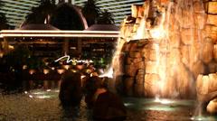 Mirage Las Vegas 01 HD Stock Footage