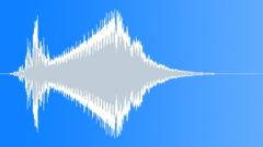 Thriller Swish To Metallic Deep Impact 4 (Cinematic, Film, Hit) - sound effect