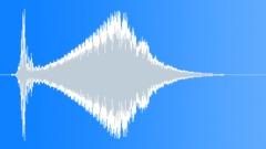 Thriller Swish To Metallic Deep Impact 2 (Cinematic, Film, Hit) - sound effect