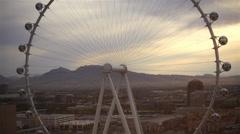 Vegas High Roller 34 HD - stock footage