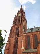 Frankfurt Cathedral - stock photo