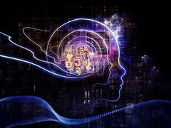 Advance of Consciousness Stock Illustration