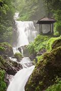 Beauty waterfall Stock Photos
