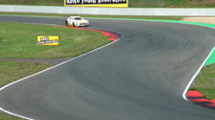 Stock Video Footage of GT Masters race