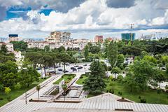 Tirana, albania Stock Photos