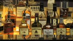 ALCOHOL ALL-IN-ONE Stock Footage