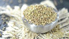Anise (loopable) Stock Footage