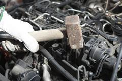 Auto Repair Stock Photos