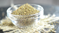 Anise (not loopable) Stock Footage